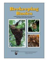 Beekeeping Basics Beekeeping Basics - Publications ...