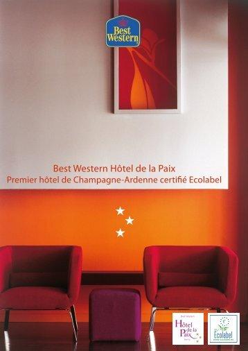 Best Western Hôtel de la Paix