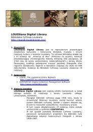 Louisiana Digital Library - Fidkar