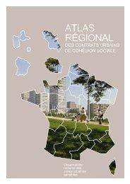 Atlas régional des contrats urbains de cohésion sociale (CUCS)