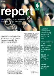 SCHUNCK REPORT 2005/02 - Schunck Group