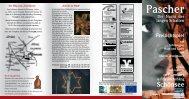 PDF-Download Pascherflyer (ca. 1,75 MB) - im Schönseer Land