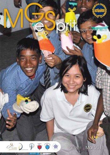 Mar 2011 - Methodist Girls' School