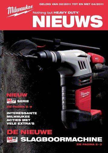 DE NIEUWE - Tools & Fixings