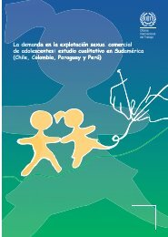 estudio cualitativo en Sudamérica (Chile, Colombia, Paraguay