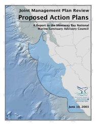 introduction (pdf 1.1M) - National Marine Sanctuaries - NOAA