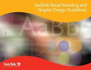 Using the SanDisk Logo - Multimedialab