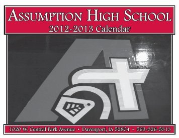 assumption high school assumption high school