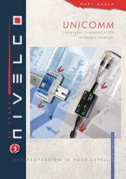 UNICOMM - Nivelco Process Control Co., Inc.