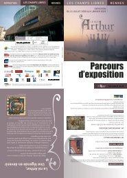 Parcours d'exposition - Bibliothèque de Rennes Métropole