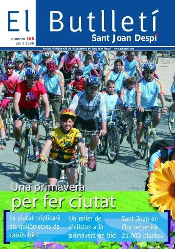 La - Ajuntament de Sant Joan Despí