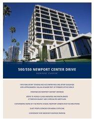 500/550 NEWPORT CENTER DRIVE - IrvineCompanyOffice.com
