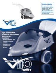 Hayward Viio Turbo - Home - Swimming Pool Parts Filters Pumps ...