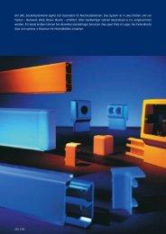 LFS. SKL Sockelleistenkanal-Systeme - DeTech-Shop