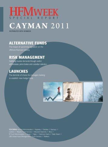 CAYMAN 2011 - HFMWeek