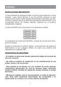 Manual de usuario - Soler & Palau - Page 3