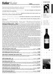 Oktober - VINISÜD - Merchant of Fine Wines