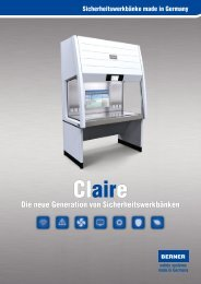 Claire - BERNER International GmbH