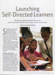 Launching Self-Directed Learners - Alberta 1:1 Wireless Learning ...