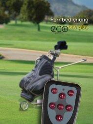 A B C D E - Eco Golftrolley