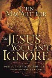 Jesus - Dr. David Jeremiah