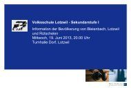 Download - Volksschule Lotzwil
