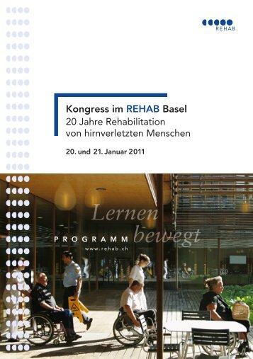 Kongress im REHAB Basel 20 Jahre Rehabilitation von ... - Coloplast