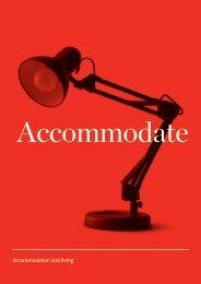 Accommodate - University of Canterbury