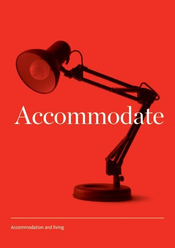 Accommodate - University of Canterbury