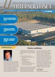 Kunta uudistuu - Kehittämiskeskus Oy Häme