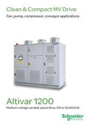 Altivar 1200.pdf - Schneider Electric