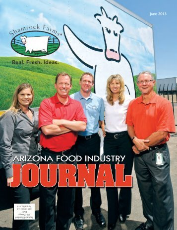 AFMA - June 2013 - Arizona Food Marketing Alliance