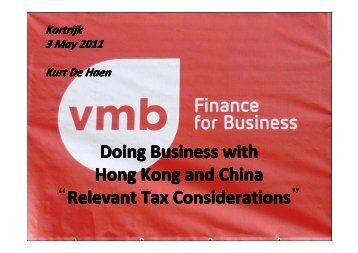 Doing Business with Doing Business with Doing Business with ...