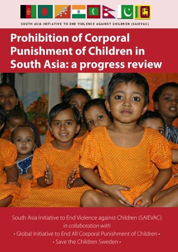 South Asia Report 2011.pdf - Global Initiative to End All Corporal ...