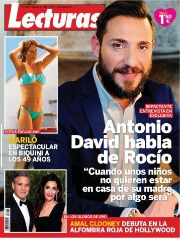 Revista Lecturas - 14-01-2015