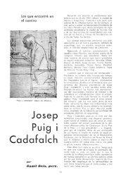 Josep Puig i Cadafaich - Raco
