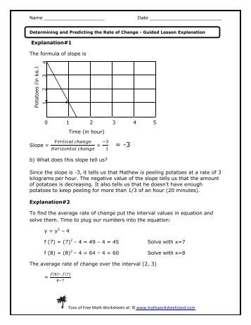 proportional relationship and graphs worksheet