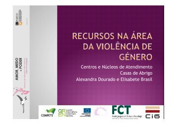 Mapeamento das instituições, Alexandra Dourado e Elisabete Brasil