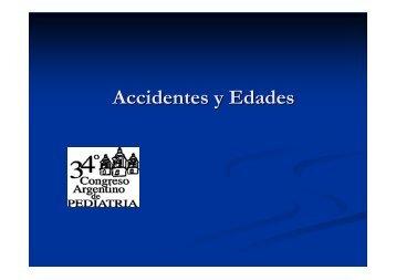 1 A 4 AÑOS - Sociedad Argentina de Pediatría