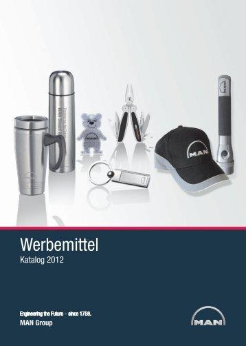 Werbemittel - MAN Werbemittel-Shop
