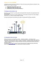 Configurazione Print Server WGPS606 - Netgear