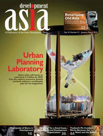 Urban Planning Laboratory (January-March 2010) - Development Asia