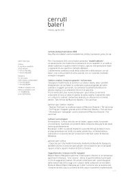 PRESS Realise | Cartella STAMPA :: Cerruti Baleri - Planium