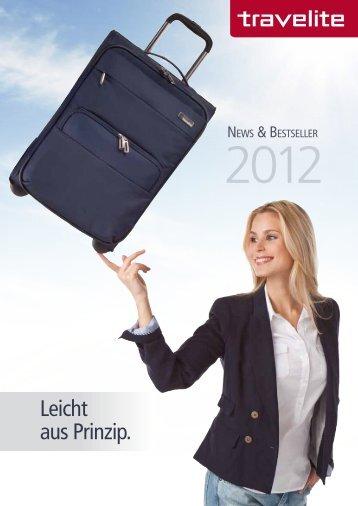 4x - Lederwaren Travelite Bags :: DeShamaGroup ZUERICH