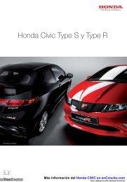 Catálogo del Honda CIVIC - enCooche.com