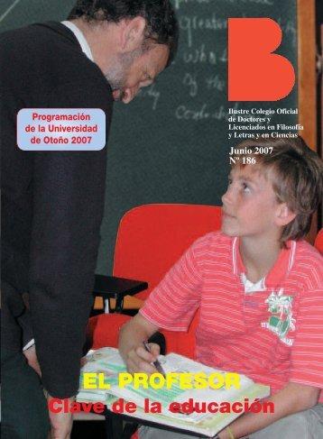 Junio 2007 - Colegio de Doctores y Licenciados