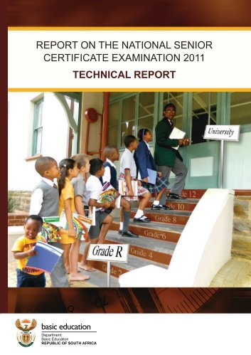 report on the national senior certificate examination 2011 ... - Umalusi
