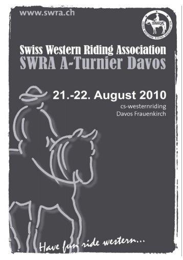 Programmheft Davos