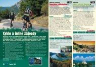 Cyklozájezdy - Sport-S