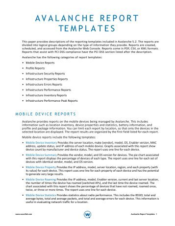 Open Text White Paper Template